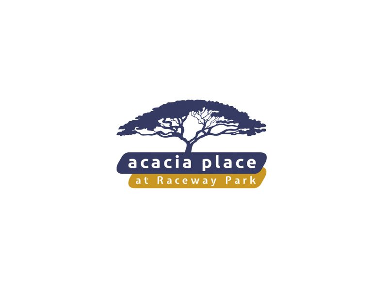 Logo Design | Acacia Place | Our Work | Odd Poppy