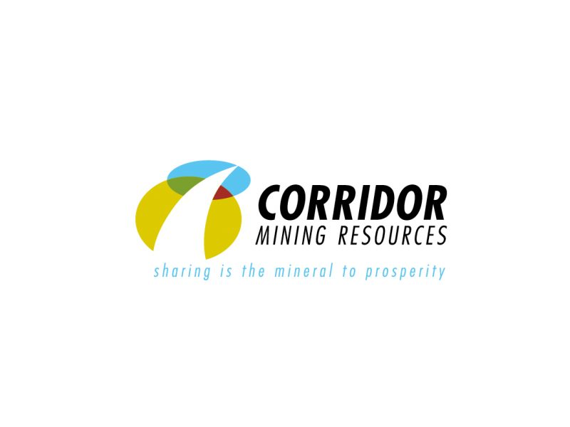 Logo Design | Corridor Mining Resources | Our Work | Odd Poppy