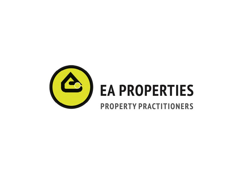 Logo Design | EA Properties | Our Work | Odd Poppy