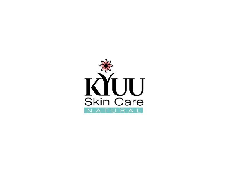 Logo Design | Kyuu Skin Care | Our Work | Odd Poppy