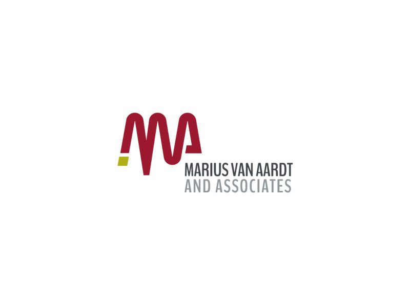Logo Design | Marius van Aardt & Associates | Our Work | Odd Poppy