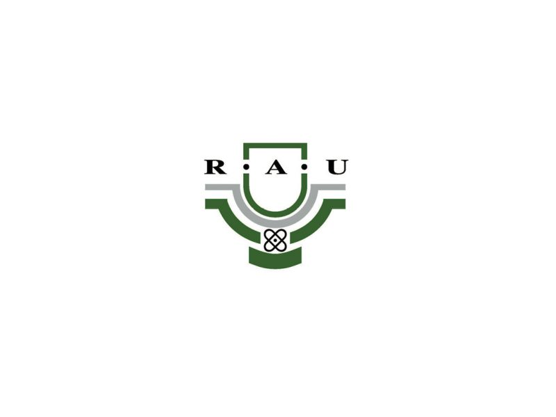 Logo Design | RAU | Our Work | Odd Poppy
