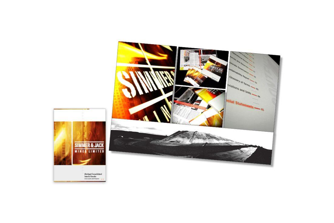 Annual Report   Advertising Agency   Johannesburg   Our Work   Odd Poppy