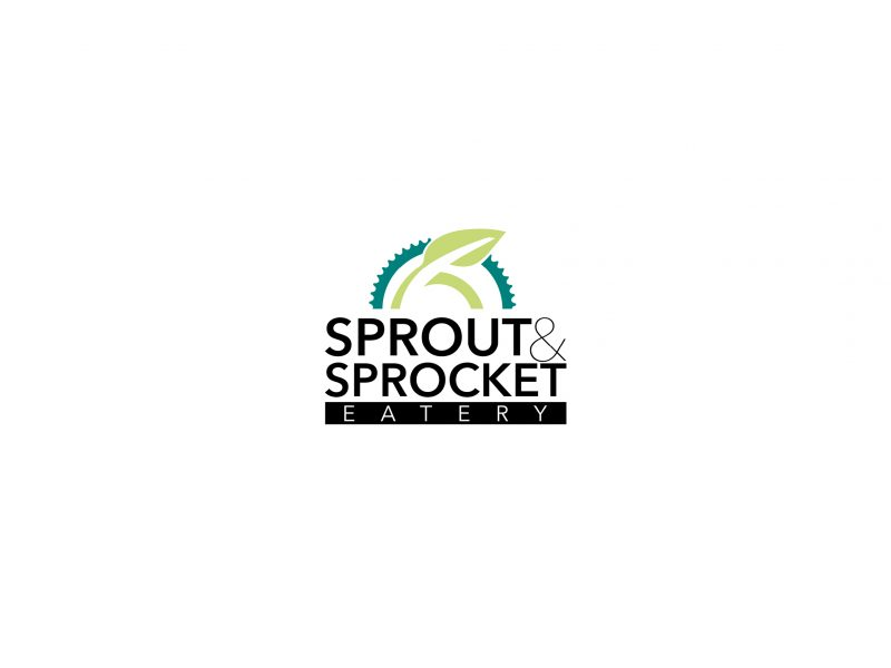 Logo Design | Sprout & Sprocket Eatery | Our Work | Odd Poppy