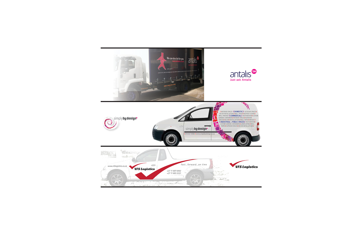 vehicle livery | brand design services | Johannesburg | Cape Town | Our Work | Odd Poppy8